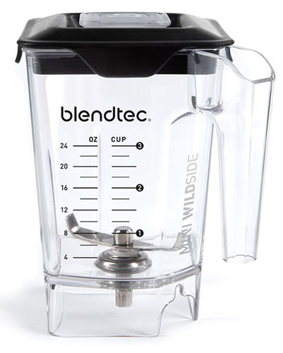 Blendtec mini wildside jar free