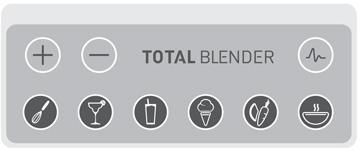 Total Blender new interface